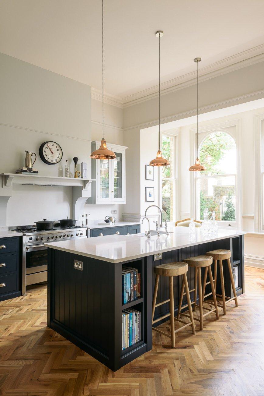 Kitchen Lighting Modern Copper