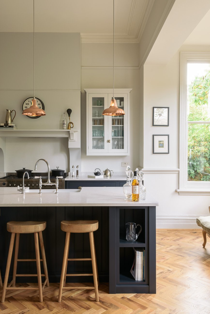 DeVol Kitchens, Crystal Palace - Artifact Lighting Blog